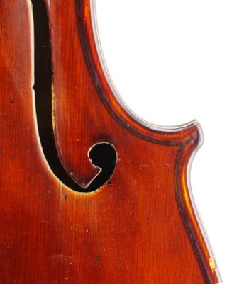 Fine,  Antique Nemo Freri Italian Old 4/4 Violin - Ready To Play - Geige,  Fiddle photo