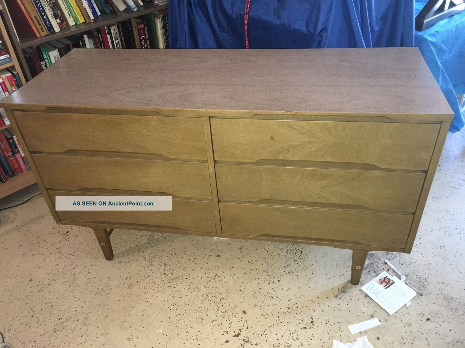 Distinctive Furniture By Stanley Mid Century Dresser 6