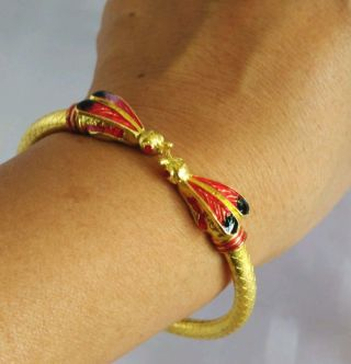 Bracelet Wasp Call Money Talisman Amulet Thai Good - Business Wealthy Infinity photo