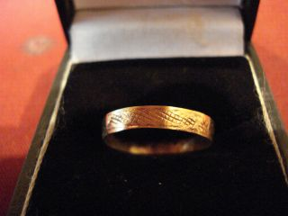 Ancient Roman Bronze Ring - - Detector Find photo