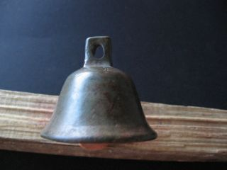 Perfect Ancient Celtic Bronze Warriors Bell 400 - 200 B.  C. photo