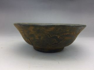Xiuyan Jade Carving Bowl In China photo