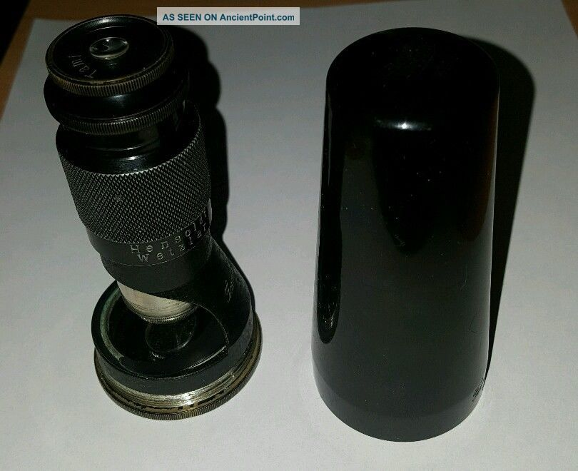 Hensoldt Wetzlar Tami Pocket Expedition Microscope Early Model Drp 8319 Microscopes & Lab Equipment photo