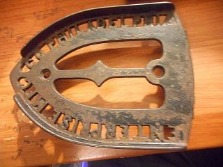 Antique Enterprise Co.  Philadelphia Metal Trivet photo