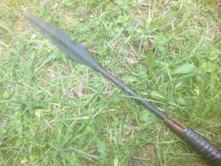 Ngoni Congo Spear Hunting 42