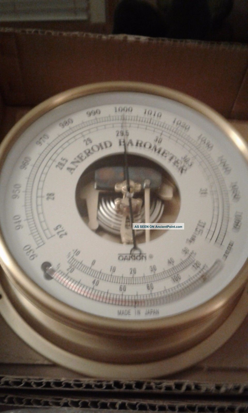 Oakton Wd - 03316 - 70 Aneroid Barometer, Barometers photo