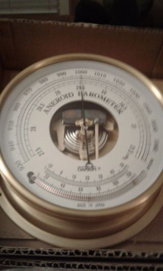 Oakton Wd - 03316 - 70 Aneroid Barometer, photo