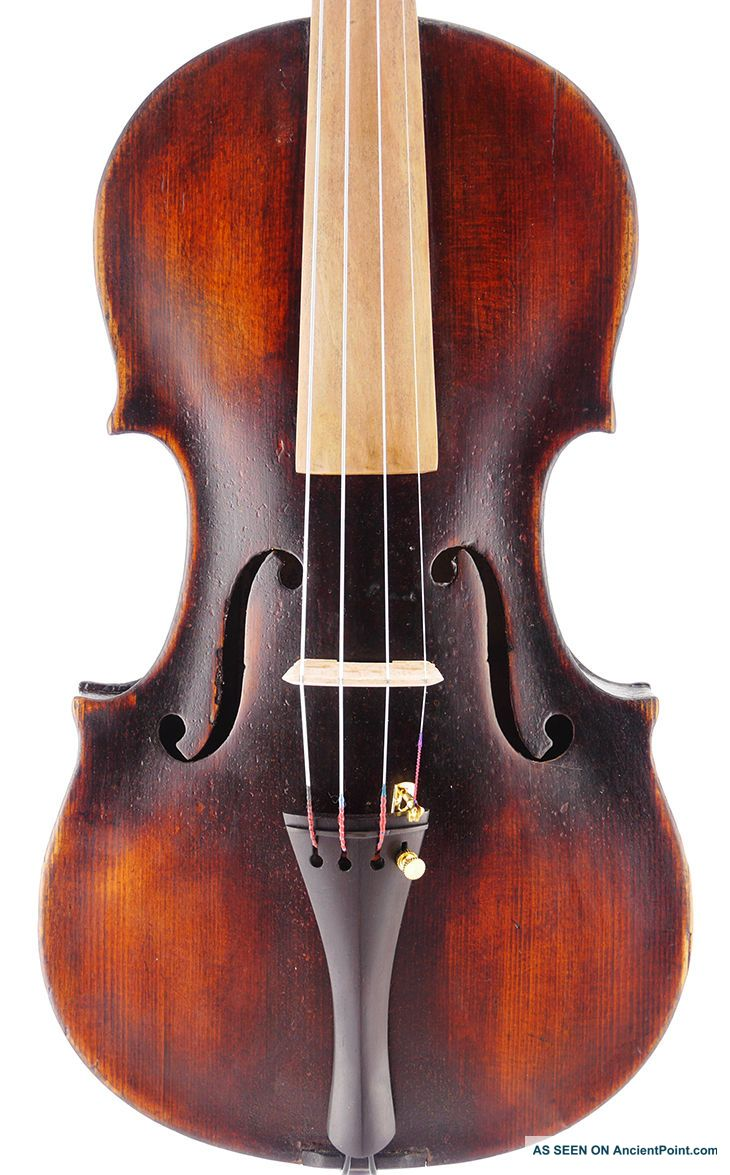 Fine,  Antique 4/4 Old Italian School Violin - Ready To Play - Fiddle,  Geige String photo