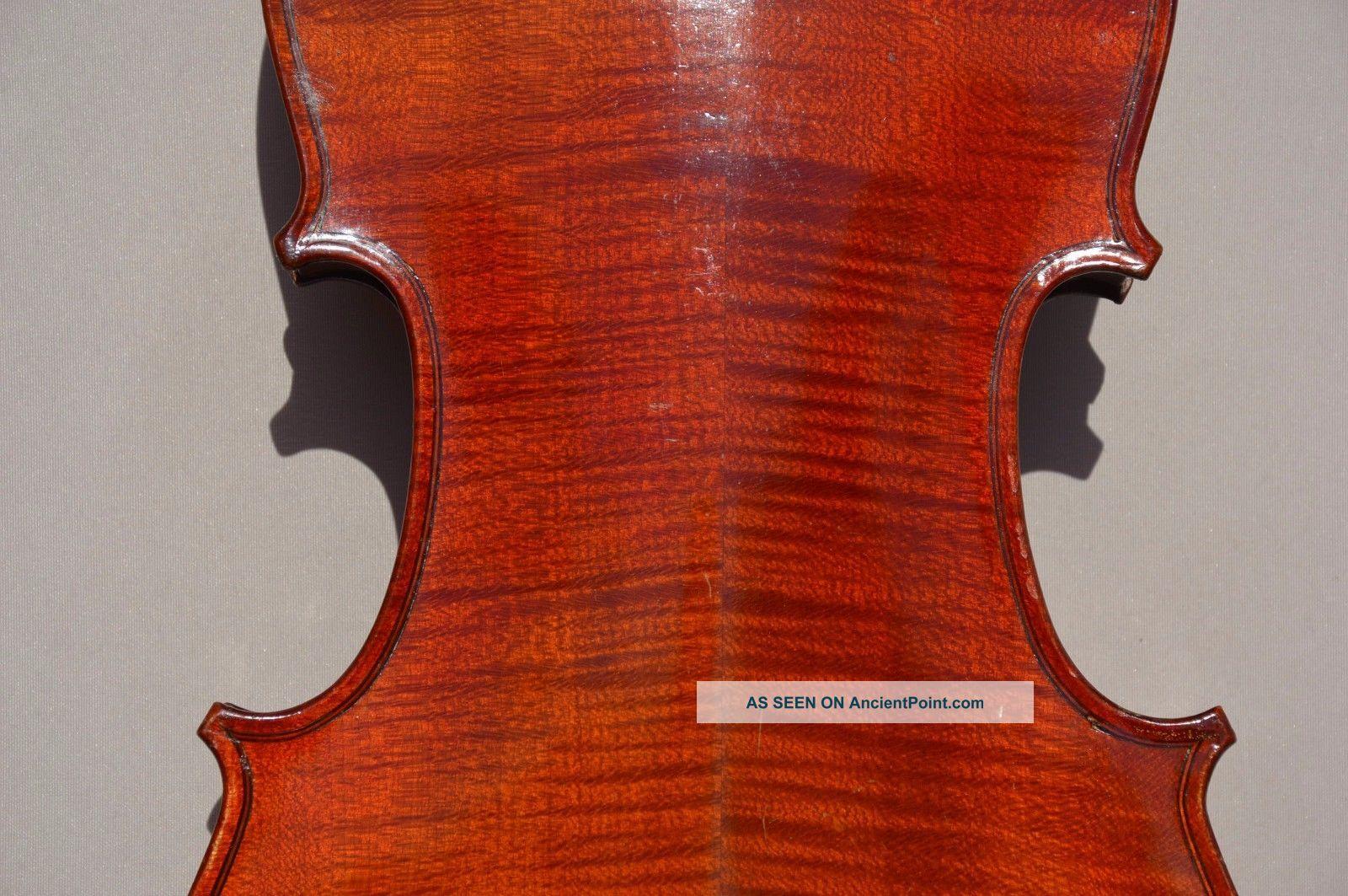 Old Violin Jerome Thibouville - Lamy Paris String photo