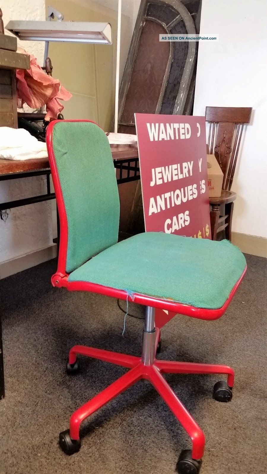Hille International Fred Scott Supporto Office Chair Eames Era Post-1950 photo