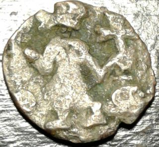 ☆rare Ancient Silver Tetradrachm Amphipolis Macedon Coin Man Holding Cross☆ photo