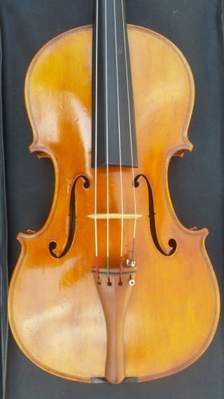 Antique Italian Labelled Viola Pietro Messori Modena 1935 photo