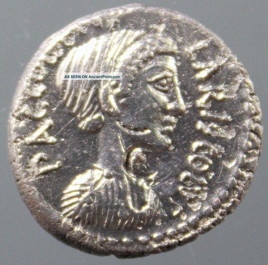P.  Accoleius Lariscolus,  Silver Denarius,  Diana,  Triple Cult Statue,  Ca.  43 Bc Roman photo