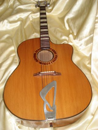 H.  Neubauer Acoustic Masterguitar 1974 photo