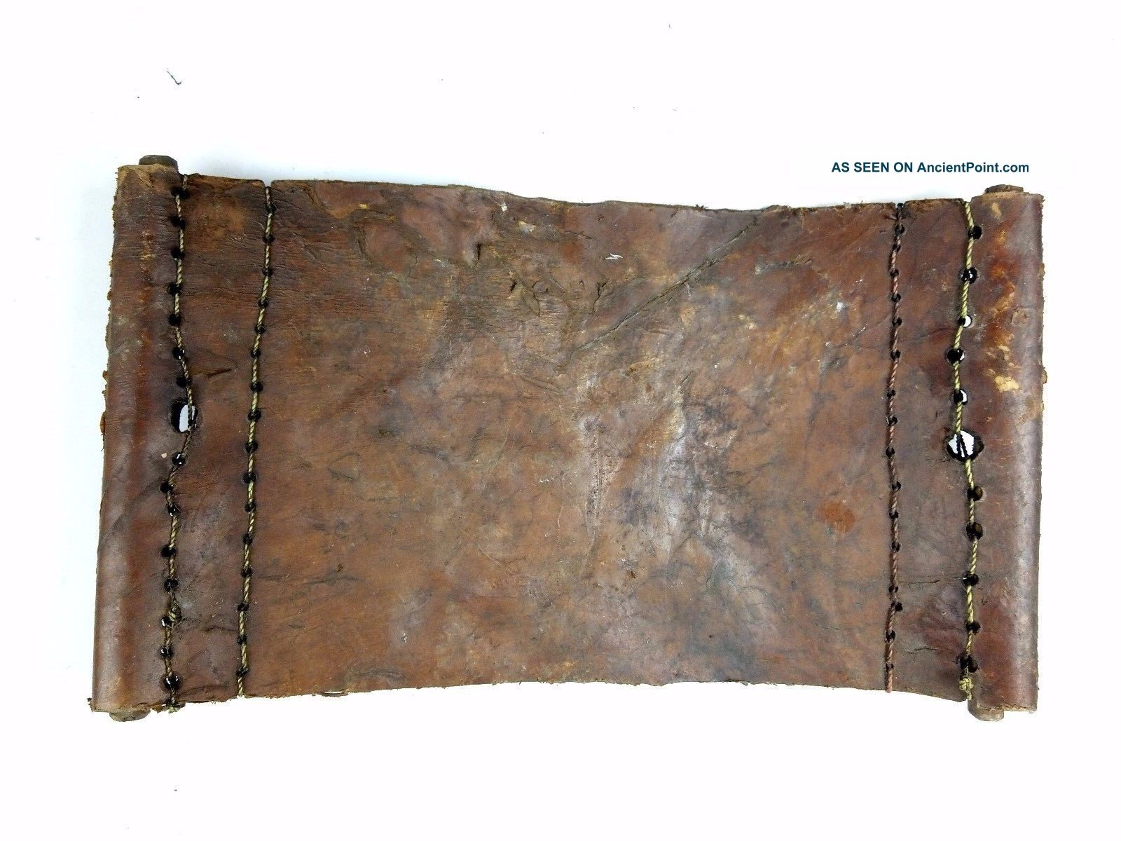 Leather Strip Support By Weavers Of Ngada Village,  Flores Pacific Islands & Oceania photo