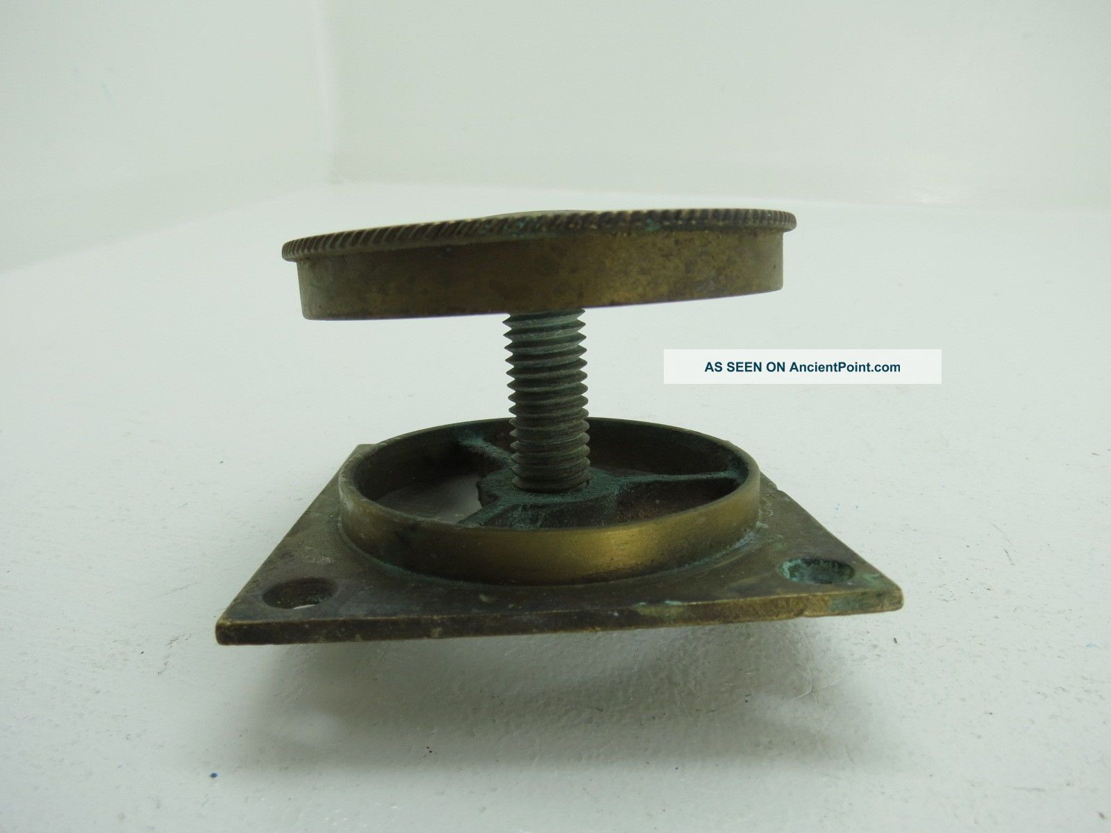 2,  1/4 Inch Mushroom Type Bronze Boat Cowl Vent Boat Ship Brass (2534) Other Maritime Antiques photo