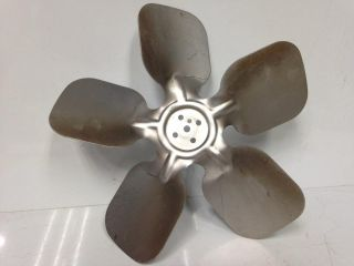 9in Industrial Steampunk Repurpose Vintage Fan Blade Propeller Craft Art Diy photo