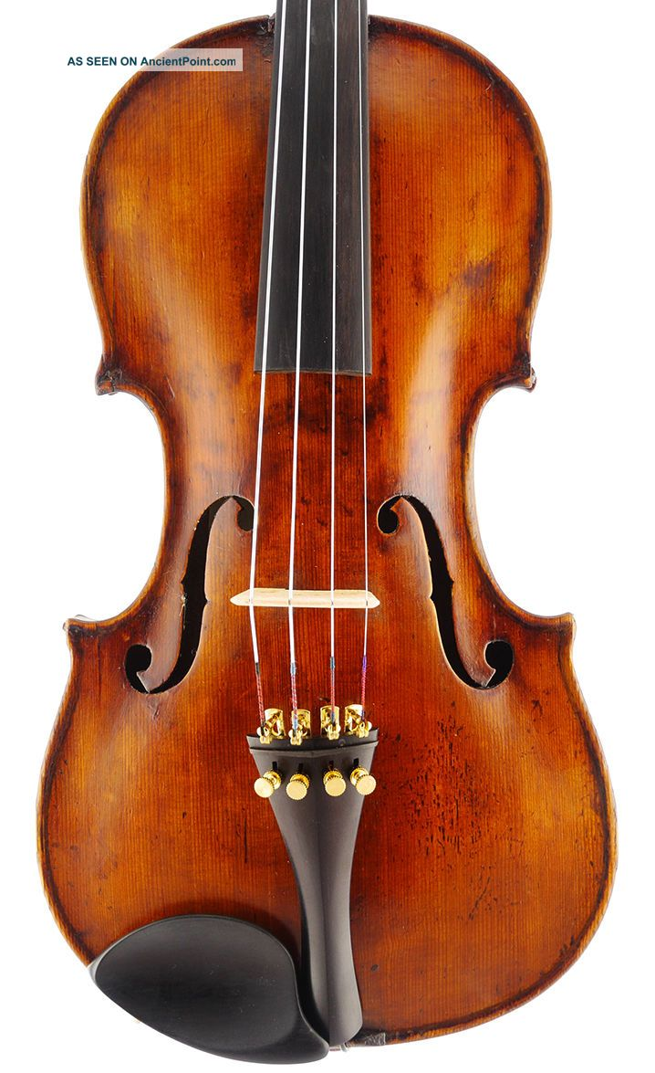 Rare,  Antique Francesco Ferrari Italian Old 4/4 Master Violin - Geige,  Fiddle String photo