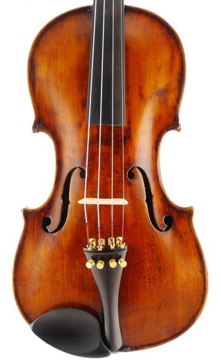 Rare,  Antique Francesco Ferrari Italian Old 4/4 Master Violin - Geige,  Fiddle photo