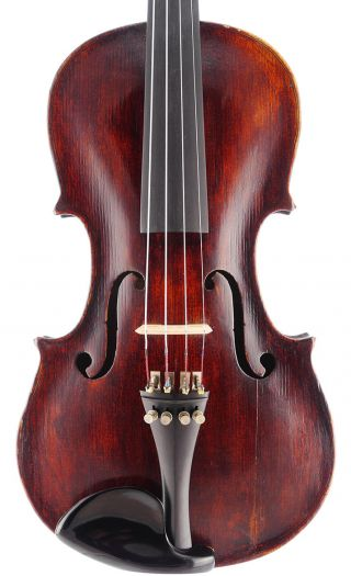 , Antique 4/4 Old Italian Violin - Ready To Play - Geige,  Fiddle 小提琴 photo