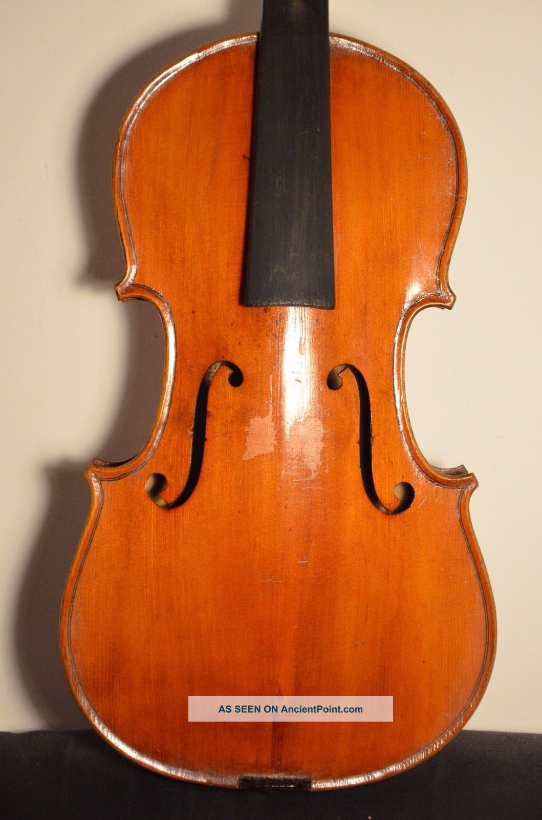 Old French Violin Jtl  Compagnon Iii String photo