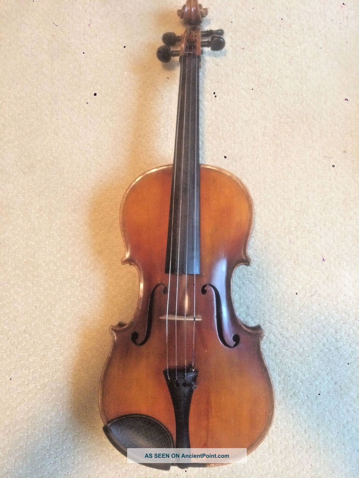 Vintage German 15.  5 Inch Viola String photo