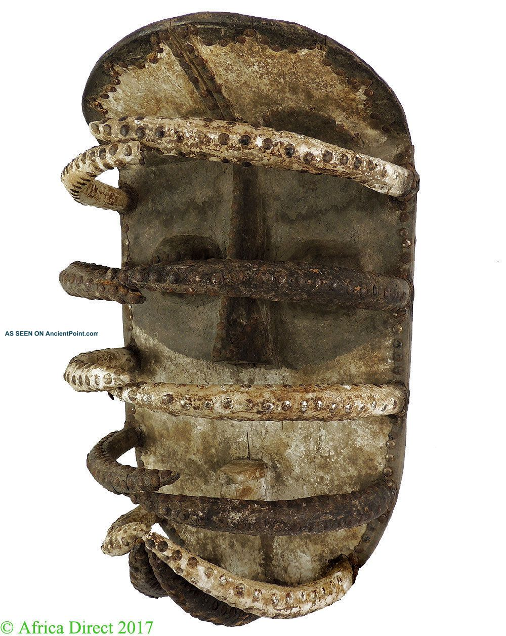 Bete Nyabwa Spider Mask Liberia African Art 24 Inches Was 1200 Masks photo