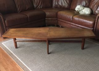 George Nakashima Walnut Coffee Table,  Widdicomb Furniture Company photo