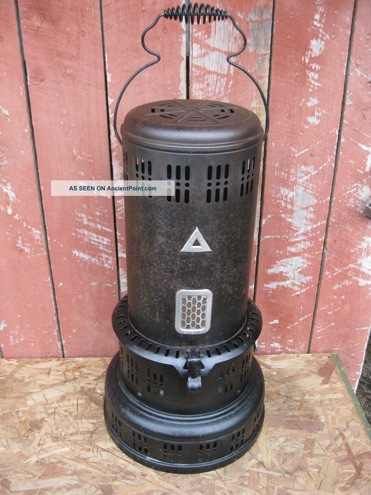 Vintage Perfection 730 Kerosene Heater Awesome Find Other Antique Home & Hearth photo