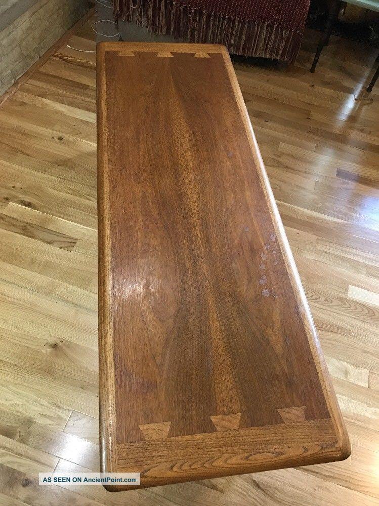 Vintage Lane Acclaim Series Coffee Table Mid Century Modern Dovetail Atomic Same Post-1950 photo