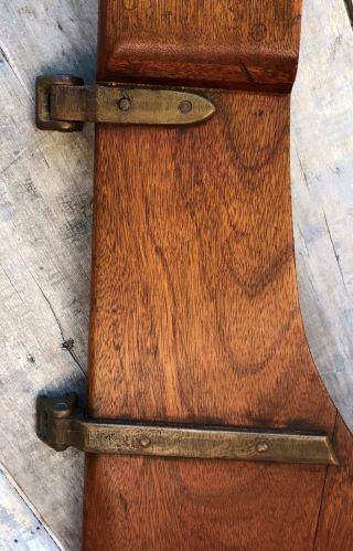 Vintage Teak Wood 50