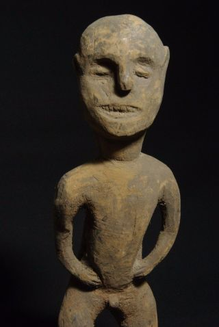 Figure Of Ancestor - Atoni - Tribal Artifact - West Timor photo