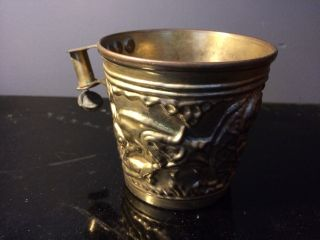 Antique Witchcraft Greek Cretan Cup Murgatroyd Witches Fred Gettings photo
