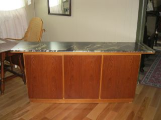 Danish Mid Modern Credenza Sideboard By Skovby - 00568 photo