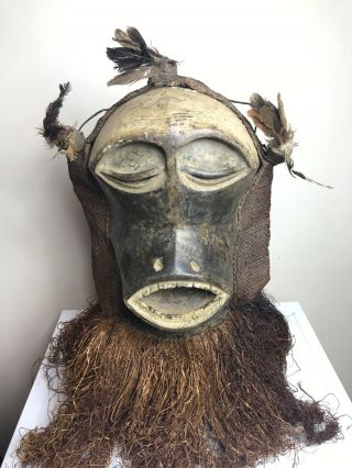Songye Sokumutu Mask photo