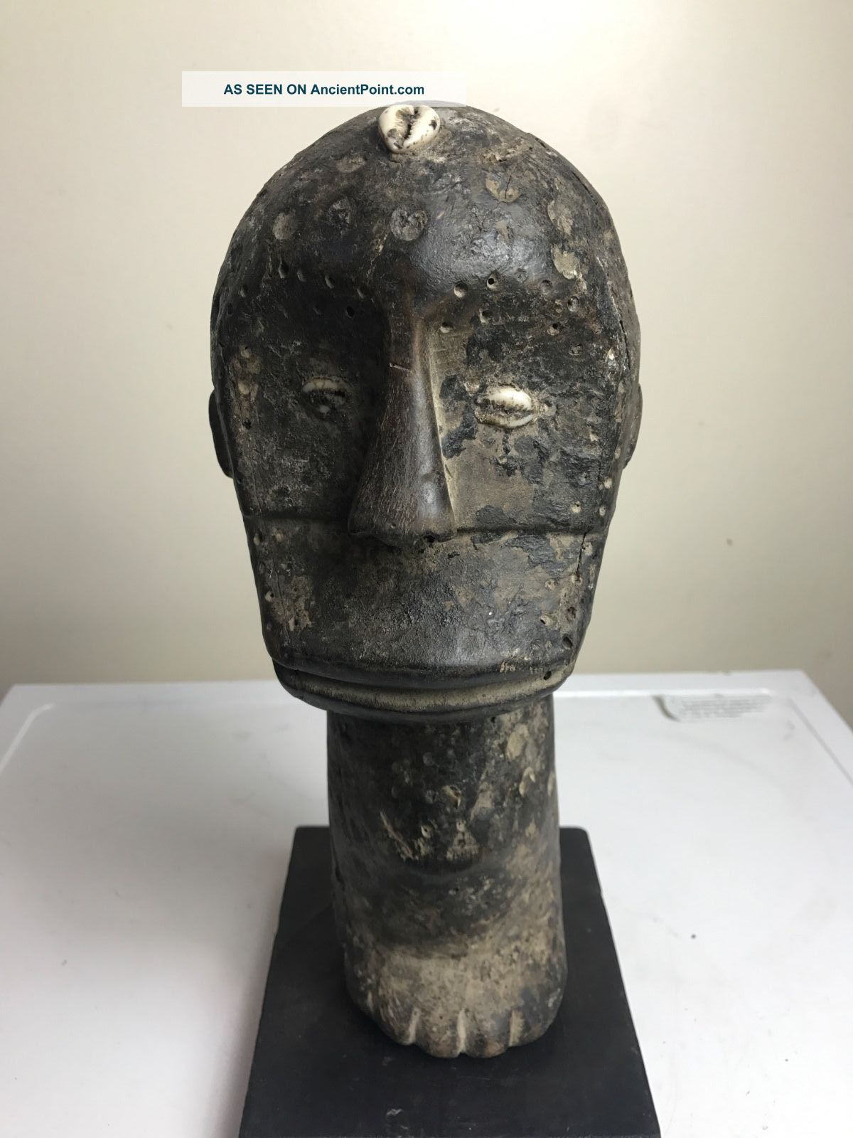 Lega Figure East Congo Other African Antiques photo