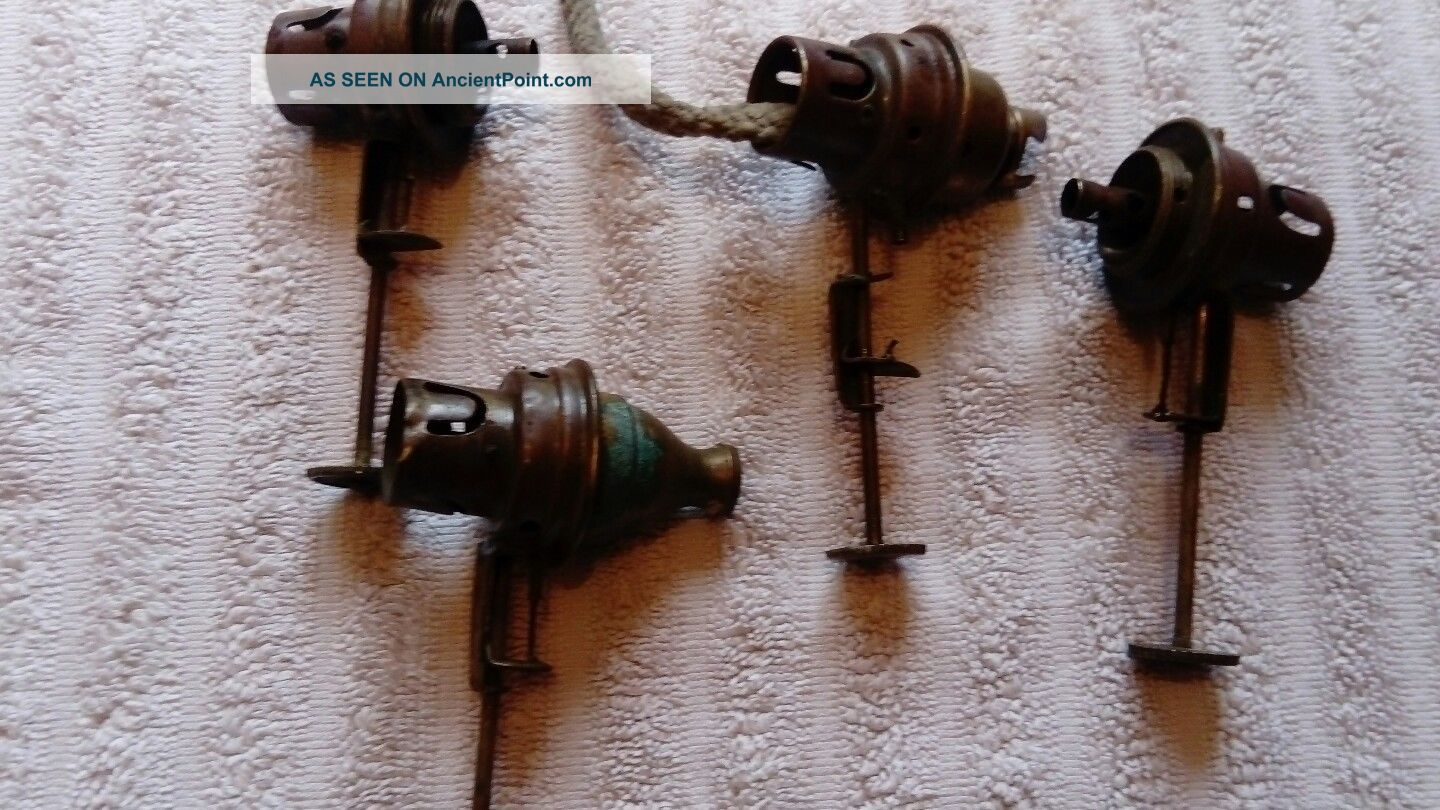 Antique Oil Lamp Parts.  Spares And Repairs. Lamps photo