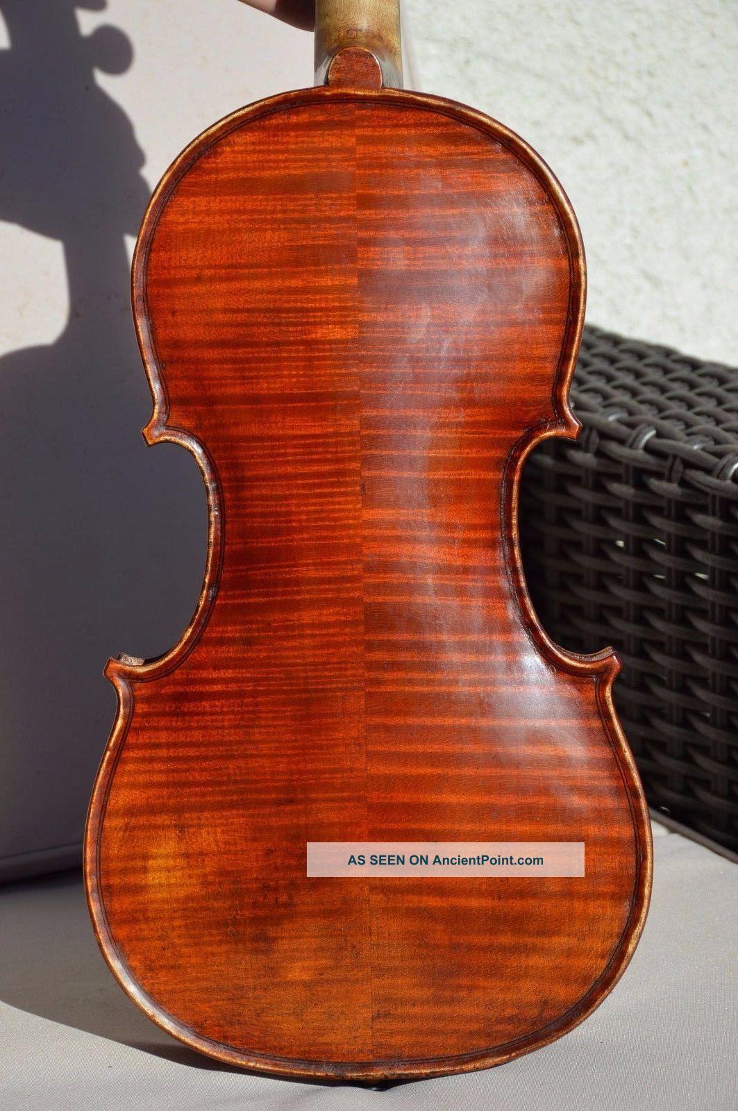 Lvgdvnvm Lugdunum 1933 Old French Violin String photo