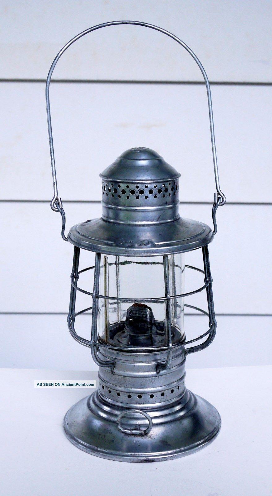 Nautical Lantern Dietz Bellbottom All Kopp Globe Lamps & Lighting photo