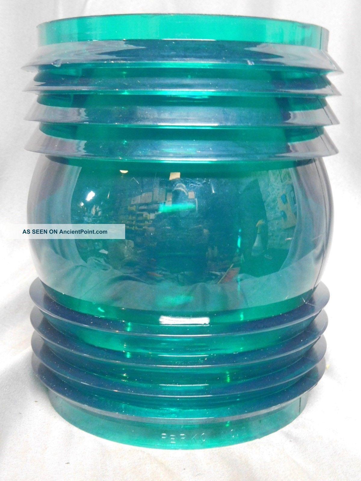 (perko No.  1) Lantern & Ships Navigational Lens 7x5