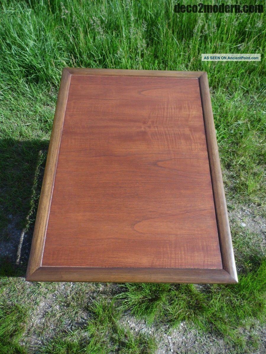 Vintage Mid Century Modern Michael Taylor End Table