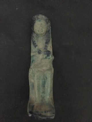 Rare Egyptian Granite Queen Isis (2465–2325 Bce) photo
