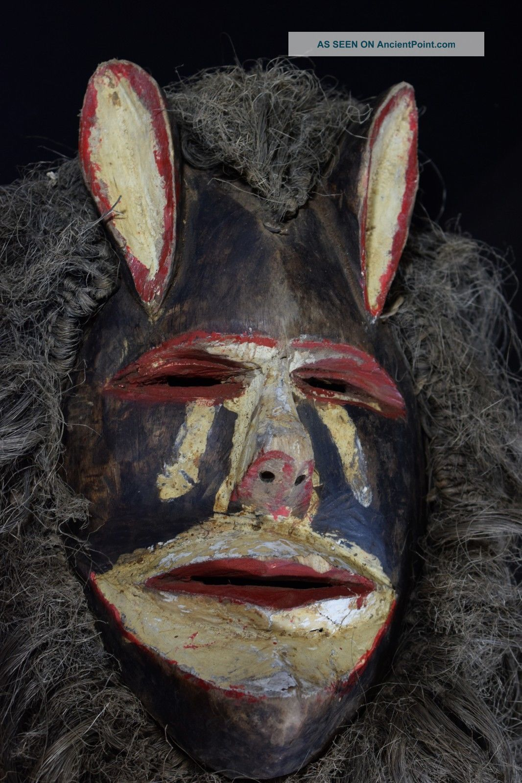Chewa Nyau Mask - Zambia - Katete District Masks photo