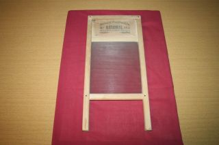 The Glass King National Lingerie Washboard 863 photo