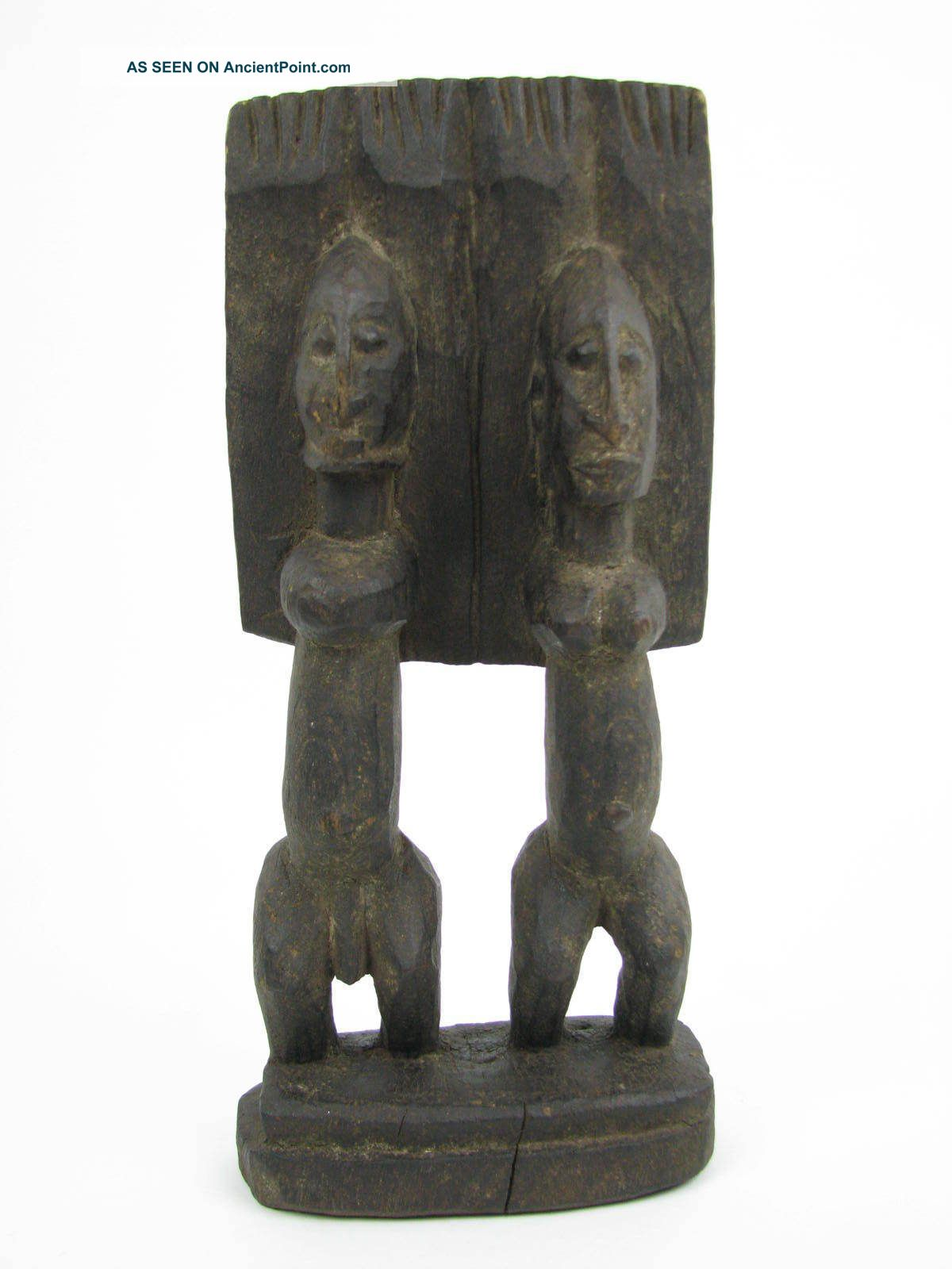 Gothamgallery Fine African Art - Mali Dogon Tellem Tribal Figure Sculpture Other African Antiques photo