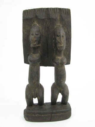 Gothamgallery Fine African Art - Mali Dogon Tellem Tribal Figure Sculpture photo