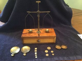 Apothecary Scale - Henry Troemner photo