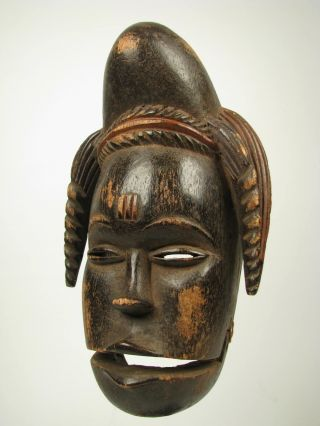 Gothamgallery Fine African Art - Nigeria Ibibio Tribal Mask photo