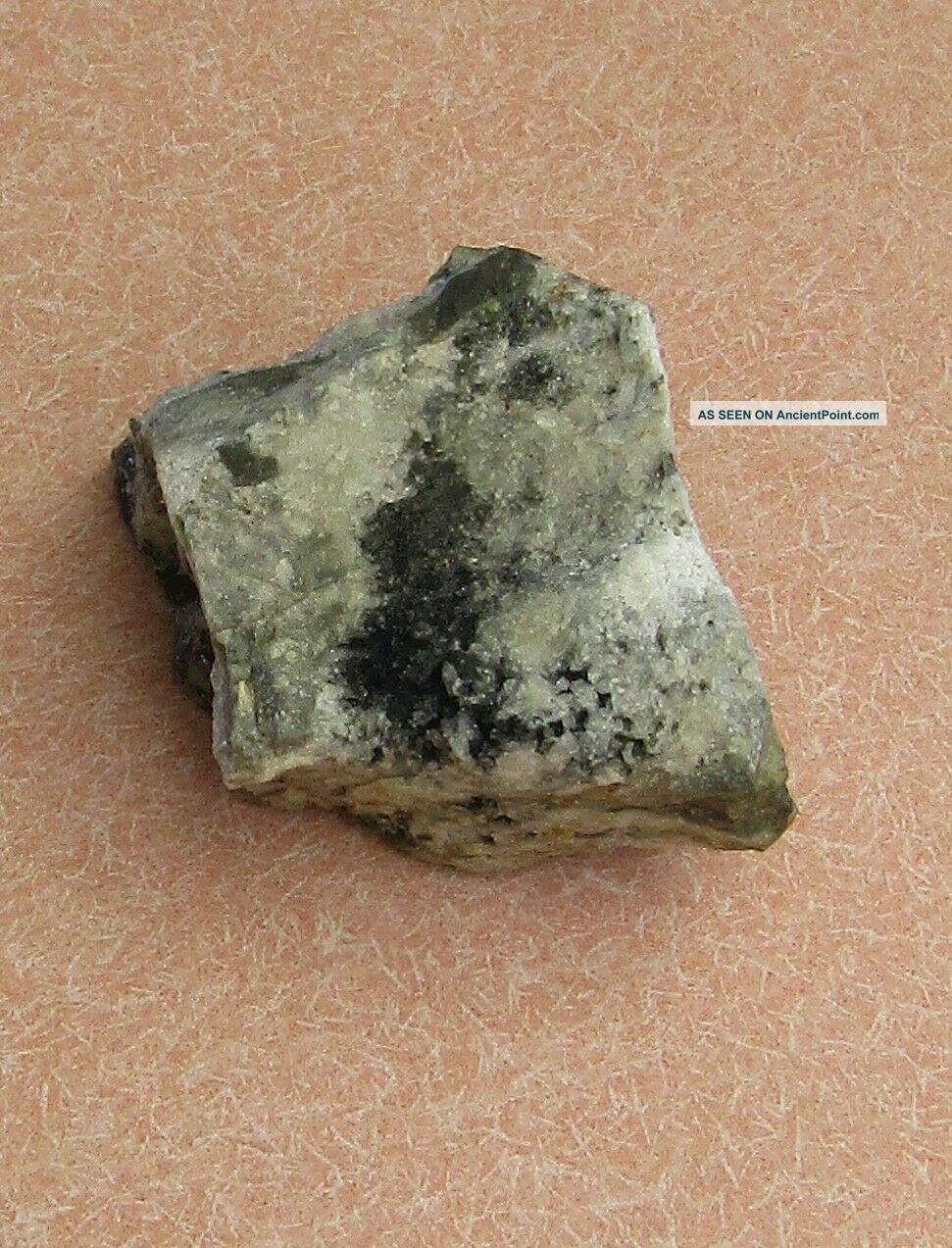 Mineral Specimen Of Jamesonite From Ferry Co. ,  Washington Mining photo