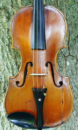 , Italian Old,  Antique 4/4 Master Violin - Playable photo